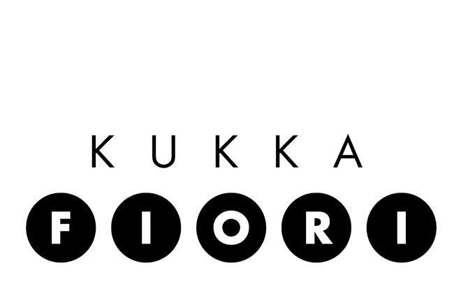 Kukka Fiori, kukkakaupan logo.
