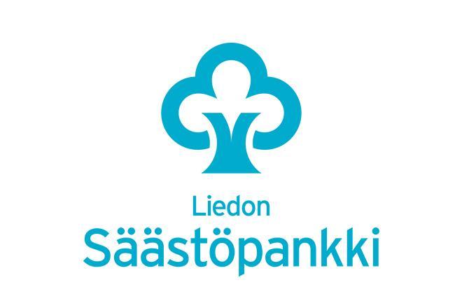 Liedon Säästöpankki -logo.