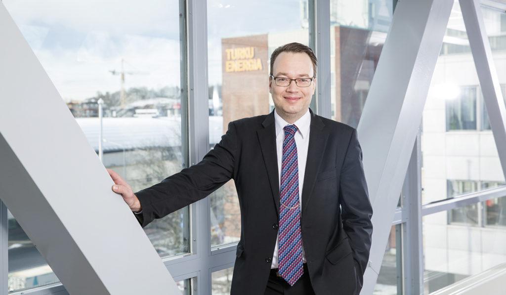 Timo Honkanen, Turku Energia