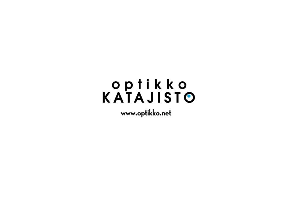 Optikko Katajiston logo.