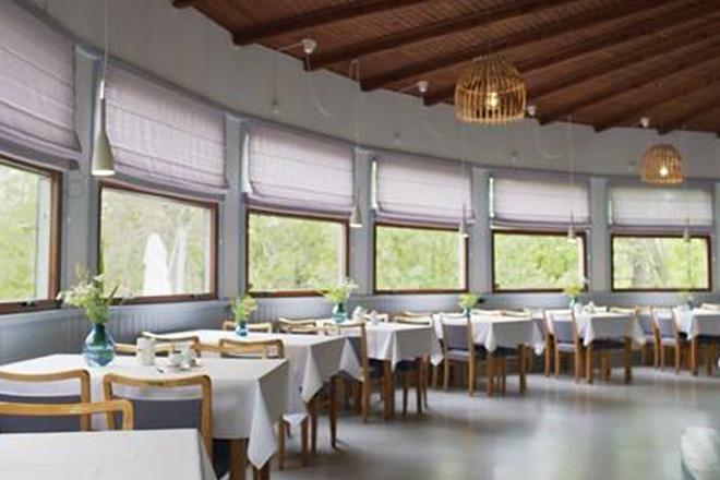 Ruissalon Maininki -ravintola.