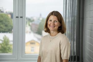 Mia Österberg.