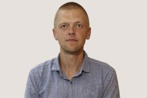 Projektipäällikkö Ville Pylkkänen