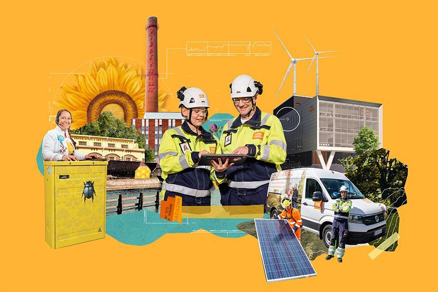 Turku Energia on paikallinen työllistäjä